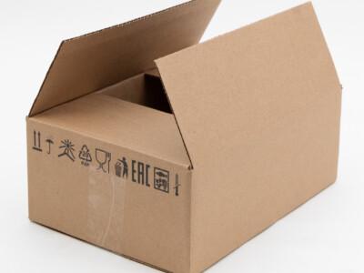 Средние коробки