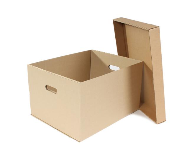 коробки крышка-дно